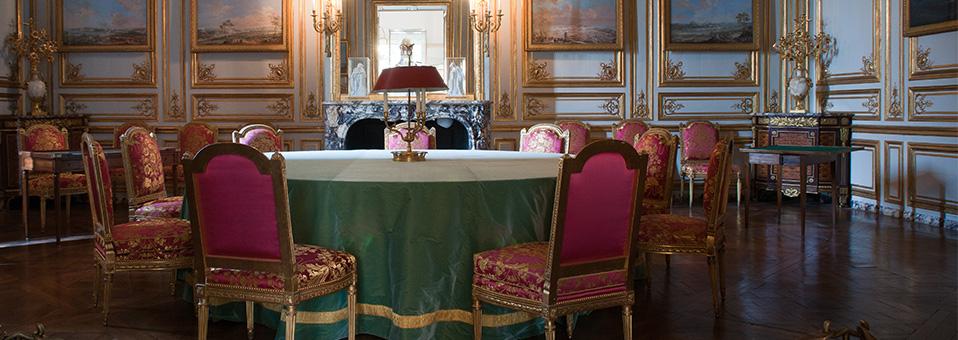 Les meubles d'art à la française