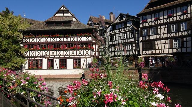 Vacances à Strasbourg