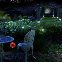 Déco du jardin : les spots solaires de jardin ne se valent pas tous
